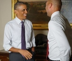 President Barack Obama sits down with Derek Jeter to discuss retirement, role models and more   SocialPsy.   Scoop.it