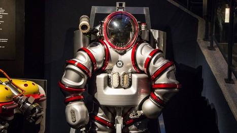 Exosuit é o traje que Tony Stark usaria a 300 m embaixo d'água | Tecnologia | Scoop.it