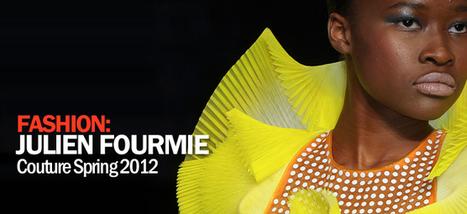 Julien Fournie Haute Couture Spring 2012 - My Black Hair Salons ... | Julien Fournié | Scoop.it