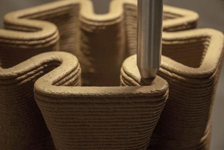 IAAC Researcher's Pylos 3D-Prints with Soil | Biourbanism & Smart Design | Scoop.it