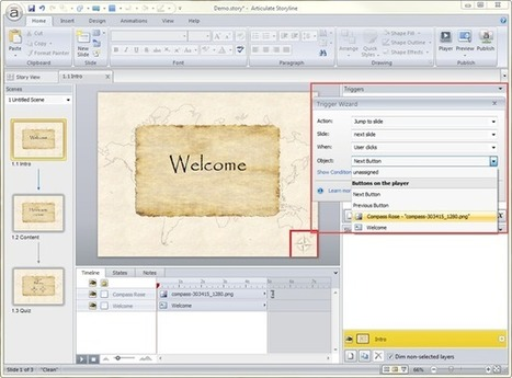 Toolbox Tip: Custom Course Navigation - ATD (blog)   Οι Νέες Τεχνολογίες στην Εκπαίδευση   Scoop.it