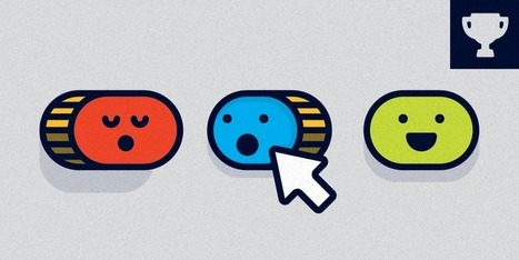 Creative Button Styles and Effects in E-Learning | elearning stuff | Scoop.it