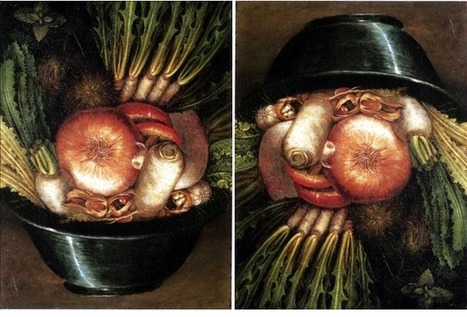 Food for Thought: Creating Edible Illusions--and Great Art [Slide Show]: Scientific American Slideshows | Food Art | Scoop.it