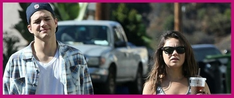 Mila Kunis and Ashton Kutcher's Baby Gender is Revealed | Celebrity Gossip | Scoop.it