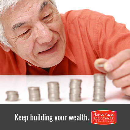 Saving after Retirement   Home Care Assistance   Scoop.it