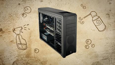 How Often Do You Clean Inside Your Desktop Computer?   Information Management, Social Media & Data Security   Scoop.it