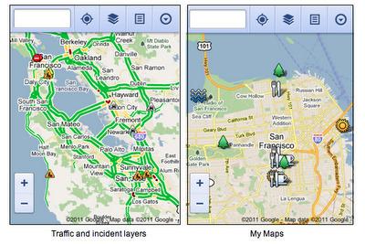 40% des consultations de Google Maps sont effectuées maintenant en mobilité. | toute l'info sur Google | Scoop.it