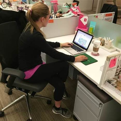 Are leggings ever OK for the office? Why some say yes   Kickin' Kickers   Scoop.it