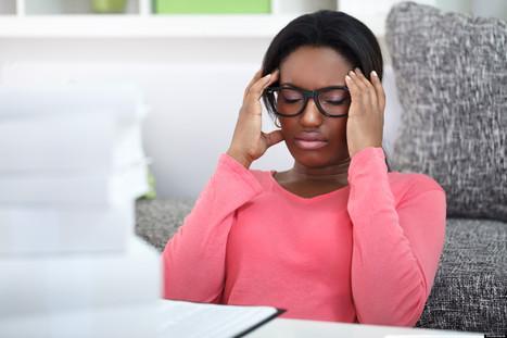 What Nearly Half Of American Women Fear   Women @ Work   Scoop.it
