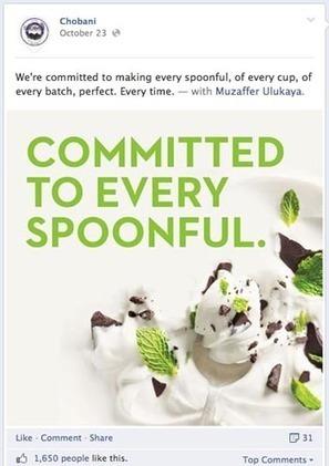 Post-Recall, Chobani Touts All-Natural Greek Yogurt Quality in New Campaign | International Dairy Market Insights | Scoop.it