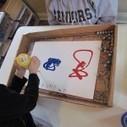 Marble painting with preschoolers   Teach Preschool   Scoop.it