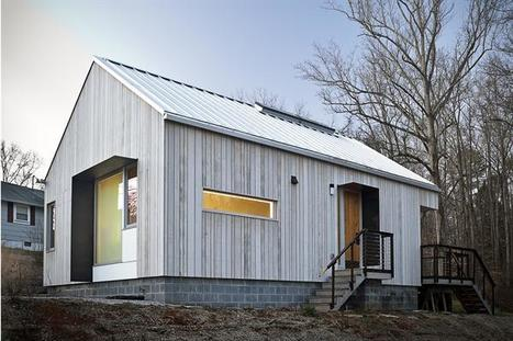 Prefab House is Living Lab for Energy and Water Conservation | sustainable architecture | Scoop.it