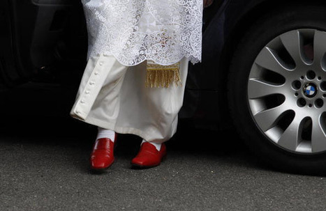 Why the Pope Wears Red Shoes by Massimo Gatto | NYRblog | The New York Review of Books | Friday Reading J.R. | Scoop.it