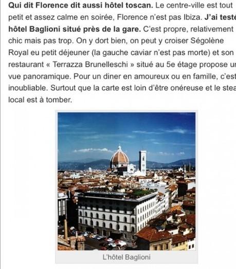 Ségolène Royale s'offre des vacances dans un palace sur le dos de ...   Eddie Constantine   Scoop.it