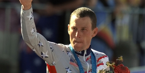 Lance Armstrong's 2000 Olympic Medal Back With IOC - Huffington Post   Sports   Scoop.it