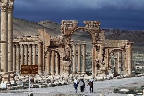 Syrie : l'État islamique aux portes de la cité antique de Palmyre | Histoire, Géographie, International, Société, Economie | Scoop.it