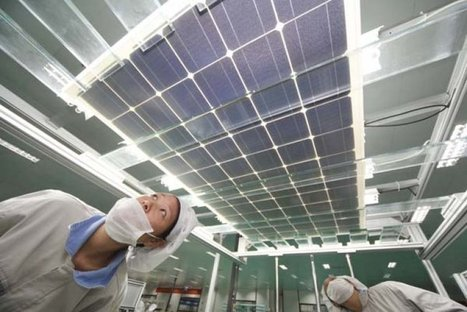 Carbon Footprint of Solar Panels Made in China Far Exceeds Panels Made in Europe - CleanTechies   Zero Footprint   Scoop.it