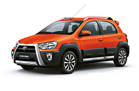 Toyota Etios Cross D-4D VD Feature & Specification and Price - Ecardlr | Everything about cars | Scoop.it
