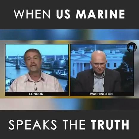 us marine speaks the truth | anonymous activist | Scoop.it