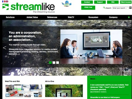 @Streamlike - The Streaming Source. | Social Media (network, technology, blog, community, virtual reality, etc...) | Scoop.it