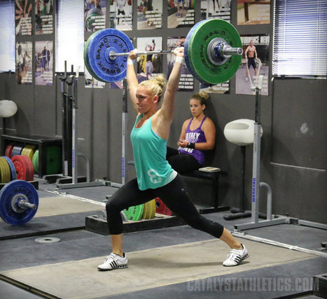 Top 5 Assistance Exercises for the Jerk | CrossFit Planet | Scoop.it