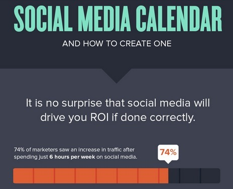 Why You Need a Social Media Calendar and How to Create One | Public Relations & Social Media Insight | Scoop.it