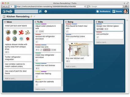 Trello, gérer des projets et tâches en équipe | Le Top des Applications Web et Logiciels Gratuits | Scoop.it