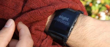 iWatch : la nouvelle montre intelligente d'Apple fait le buzz - High-Tech - TF1 News | Objet publicitaire | Scoop.it