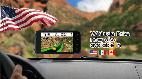 """Bring augmented reality to your road trip with Wikitude Drive app for Android   ZDNet   La """"Réalité Augmentée"""" (Augmented Reality [AR])   Scoop.it"""