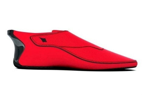 Lechal 'Smart Shoes' Vibrate to Tell You Where to Walk   Digital Trends   Gadgetism   Scoop.it