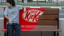 10 acciones de guerrilla creativas de Kit Kat | Marketing online:Estrategias de marketing, Social Media, SEO... | Scoop.it