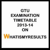 GTU Winter Exam Time Table 2013-14 on gtu.ac.in | Exam Results 2014 | Scoop.it
