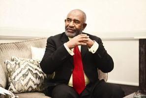 Azali Assoumani (président des Comores) : «Maurice est un bel exemple à suivre» | Business Magazine | DAFSharing - MAURITIUS  économie & finance | Scoop.it