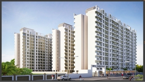 Ekta Parksville New Residential Project at Virar Mumbai by Ekta World | Real Estate India | Scoop.it