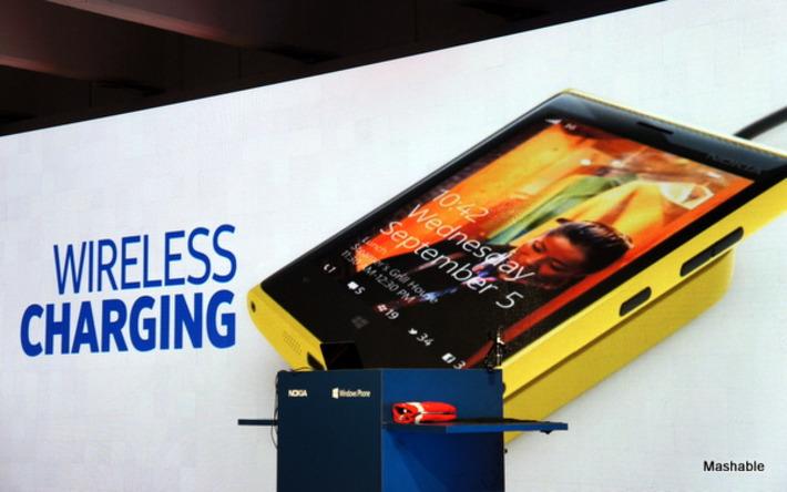 Nokia's New Lumia Phones Feature Wireless Charging | ❤ Social Media Art ❤ | Scoop.it