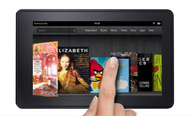 Why the Kindle Fire is No iPad Killer | AJCann | Scoop.it
