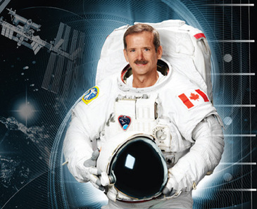 Chris Hadfield - Astronaut Mission - Canadian Space Agency | Secondary Science Resources | Scoop.it