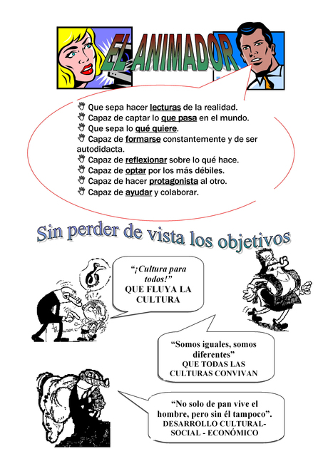 Habilidades Sociales del Educador | Articulos para blogs, educacion, integracion, animacion sociocultural | Scoop.it