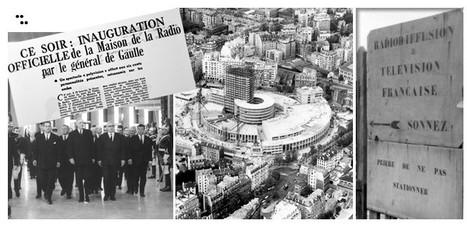 8 décembre 1963 : France Inter est née. Toute la famille va bien. - France Inter | Que s'est il passé en 1963 ? | Scoop.it