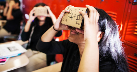 Forget the School Bus—The Most Magical Field Trip Is in VR | Mobile: Recruitment and Applications | Scoop.it