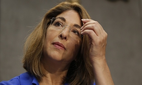 """Naomi Klein: 'Why do we look away from the horror of climate change?' 