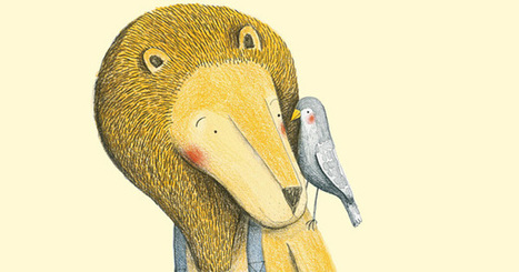 The Lion and the Bird: A Tender Illustrated Story About Loneliness, Loyalty, and the Gift of Friendship | Leadership, Innovation, and Creativity | Scoop.it