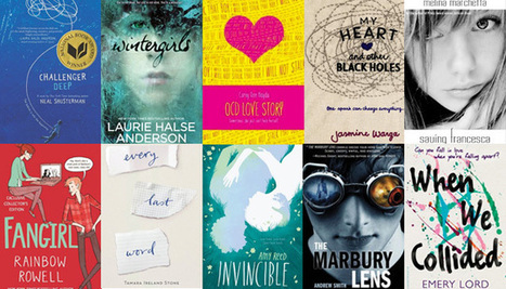 16 YAs That Get it Right: Mental Health Edition | Young Adult Novels | Scoop.it