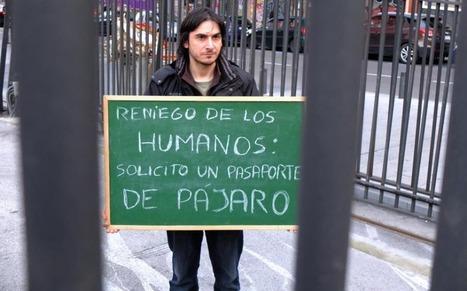 "La poesía es una pizarra en la calle | #FuC about subversives situations in the city, autonomous landscapes, ""out of the law"" behaviour in urban context. | Scoop.it"