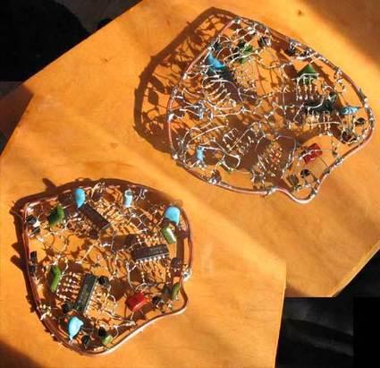 paper circuits | DIY Music & electronics | Scoop.it