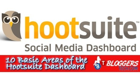 10 Basic Areas of the Hootsuite Dashboard | Bloggers Tech | Scoop.it