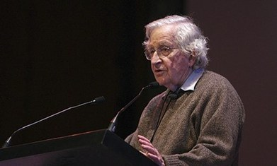 Noam Chomsky slams Canada's shale gas energy plans | Environment and Conservation News | Scoop.it