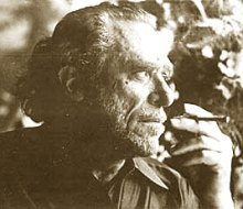 Listen to Charles Bukowski Poems Being Read by Bukowski, Tom Waits and Bono | Riddle Brook Publishing | Scoop.it