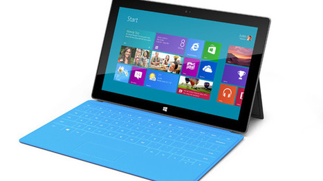 Microsoft's new tablet: the great copier surfaces again | Nerd Vittles Daily Dump | Scoop.it