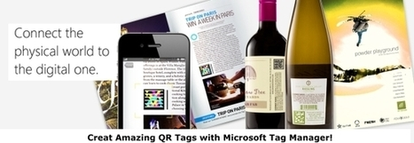 QR Codes - MS Tag Manager is Changing the Game! | Allround Social Media Marketing | Scoop.it